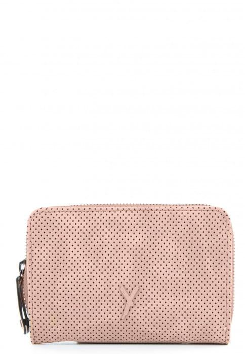 SURI FREY Geldbörse mit Reißverschluss Romy Pink 11596640 powder 640