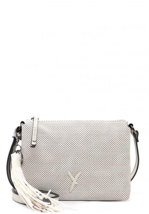 SURI FREY Handtasche mit Reißverschluss Romy klein Grau 11584320 cement 320