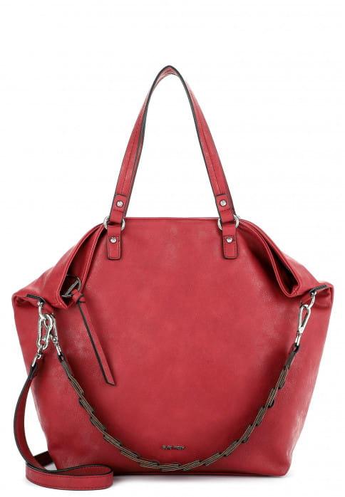 SURI FREY Shopper Luzy groß Rot 12645600 red 600