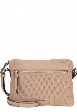 SURI FREY Handtasche mit Reißverschluss Romy Hetty Braun 12181900 taupe 900
