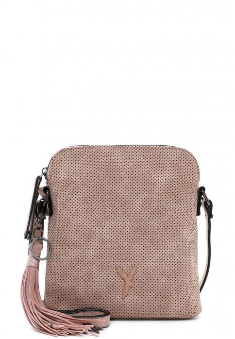 SURI FREY Handtasche mit Reißverschluss Romy mittel Pink 11580640 powder 640