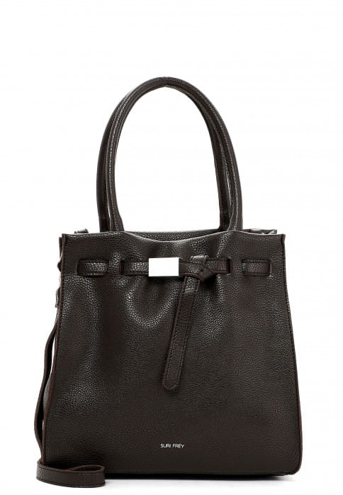 SURI FREY Shopper Sindy mittel Braun 12581200 brown 200