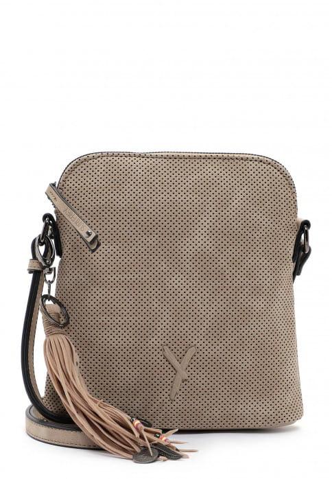 SURI FREY Handtasche mit Reißverschluss Romy mittel Beige 11580420 sand 420