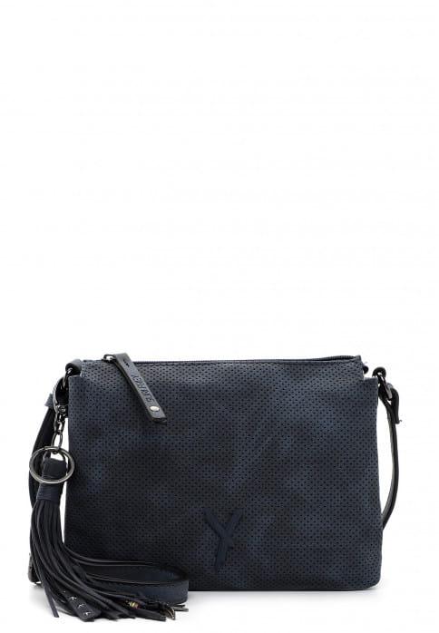 SURI FREY Handtasche mit Reißverschluss Romy klein Blau 11584500 blue 500