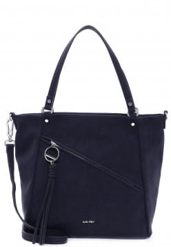 SURI FREY Shopper Holly groß Blau 12706500 blue 500