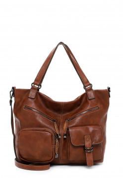 SURI FREY Shopper Lissy groß Braun 13105700 cognac 700