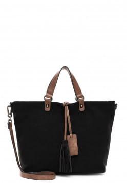 SURI FREY Shopper Romy-Lee mittel Schwarz 13064100 black 100