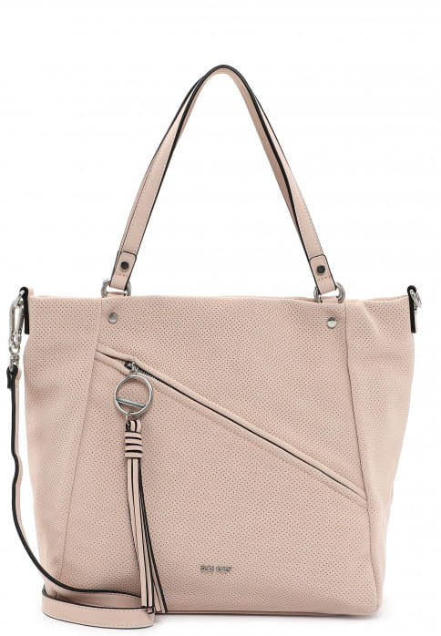SURI FREY Shopper Holly groß Pink 12706650 rose 650