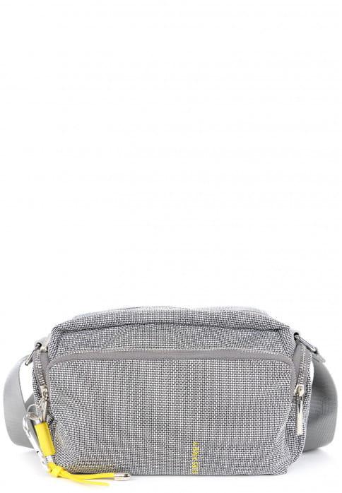 SURI FREY Handtasche mit Reißverschluss SURI Sports Marry mittel Grau 18011810 lightgrey 810