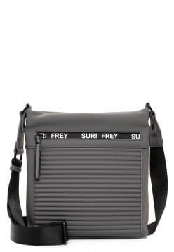 SURI FREY Umhängetasche Carry Grau 12981800 grey 800