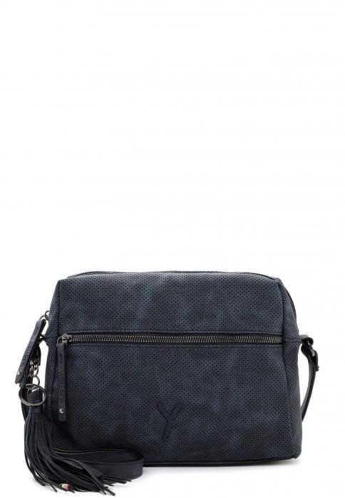 SURI FREY Handtasche mit Reißverschluss Romy mittel Blau 11583500 blue 500