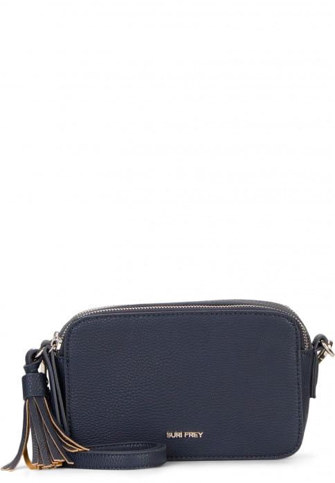 SURI FREY Handtasche mit Reißverschluss Patsy klein Blau 12270500 blue 500