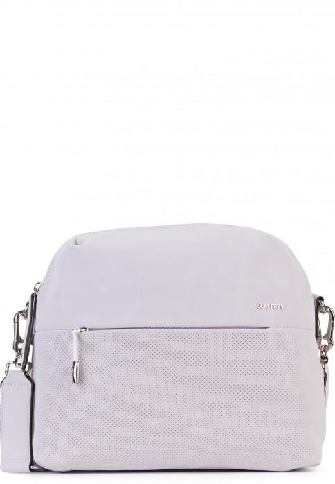 SURI FREY Handtasche mit Reißverschluss Romy Bevvy mittel Lila 12172621 lightlilac 621