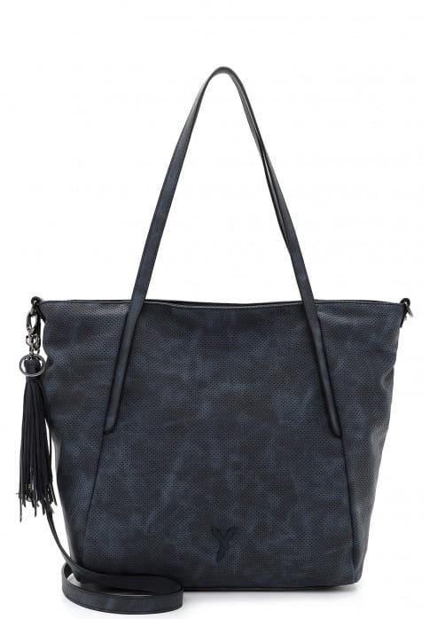 SURI FREY Shopper Romy Blau 11882500 blue 500