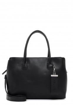 SURI FREY Businesstasche Lexy groß Schwarz 12870100 black 100