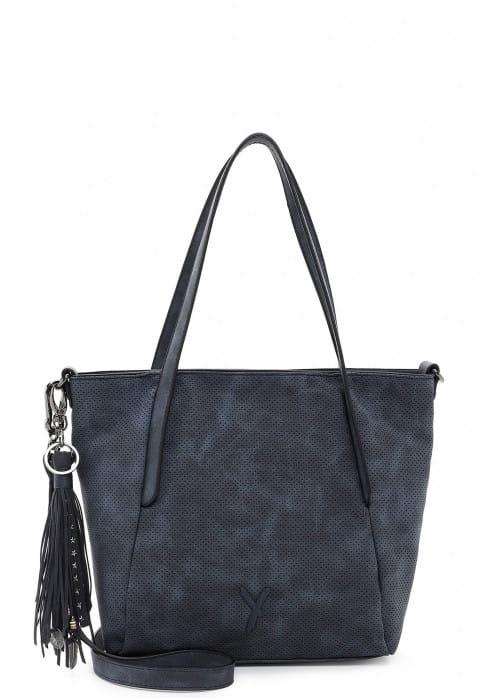 SURI FREY Shopper Romy Blau 11881500 blue 500
