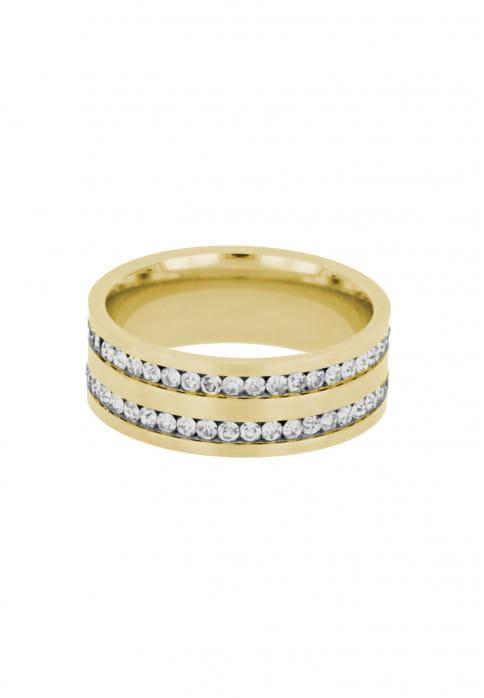 SURI FREY Ring Macy Gold RI12627-17 IP Gold
