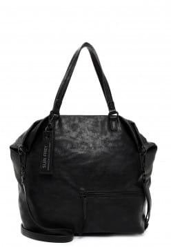 SURI FREY Shopper Chelsy groß Schwarz 13044100 black 100
