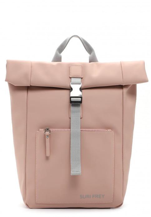 SURI FREY Rucksack SURI Sports Jessy groß Special Edition Pink ML18007653 rose/lightgrey 653