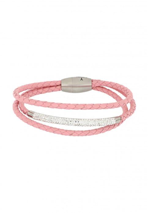 SURI FREY Armband Milly Rosegold AB10646 rosa