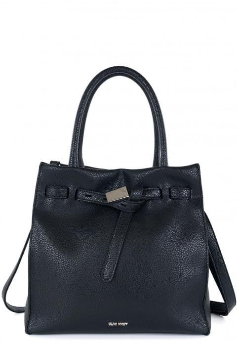 SURI FREY Shopper Sindy mittel Schwarz 12581100 black 100