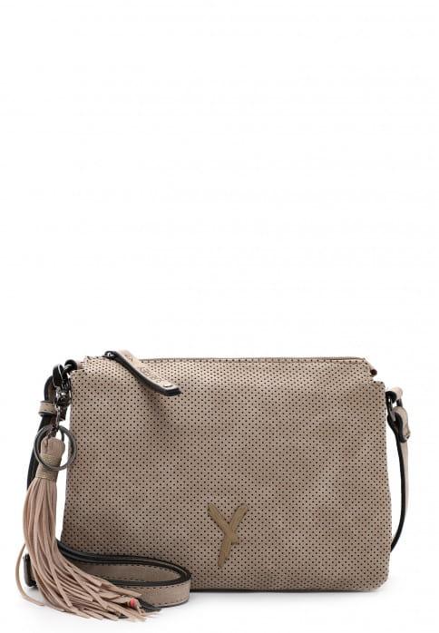 SURI FREY Handtasche mit Reißverschluss Romy klein Beige 11584420 sand 420