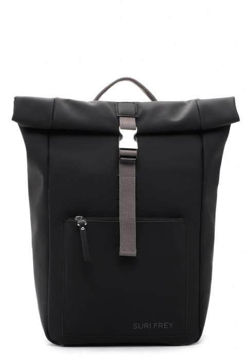SURI FREY Rucksack SURI Sports Jessy groß Special Edition Schwarz ML18007100 black 100