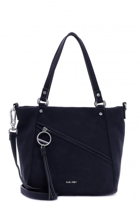 SURI FREY Shopper Holly klein Blau 12705500 blue 500
