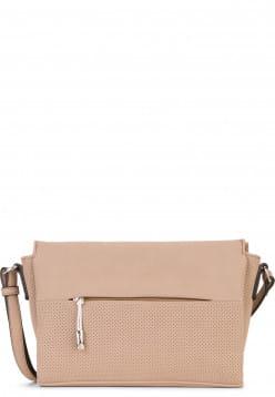 SURI FREY Handtasche mit Reißverschluss Romy Bevvy klein Braun 12171900 taupe 900