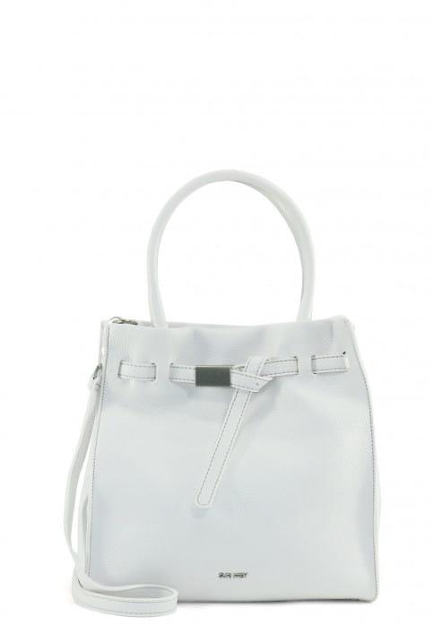 SURI FREY Shopper Sindy mittel Weiß 12581300 white 300