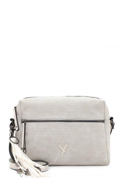 SURI FREY Handtasche mit Reißverschluss Romy mittel Grau 11583320 cement 320