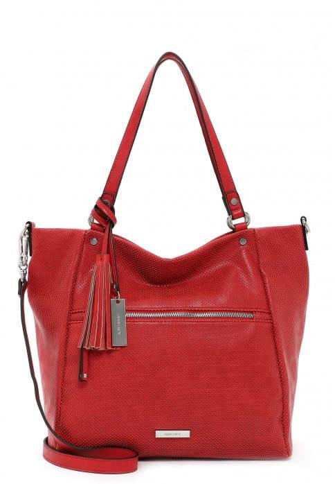 SURI FREY Shopper Franzy groß Rot 12856600 red 600