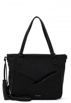 SURI FREY Shopper Romy-Su mittel Schwarz 12443100 black 100