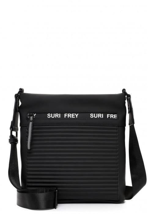 SURI FREY Umhängetasche Carry  Schwarz 12981100 black 100