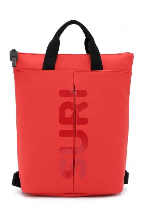 SURI FREY Rucksack SURI Sports Sady groß Rot 18125600 red 600