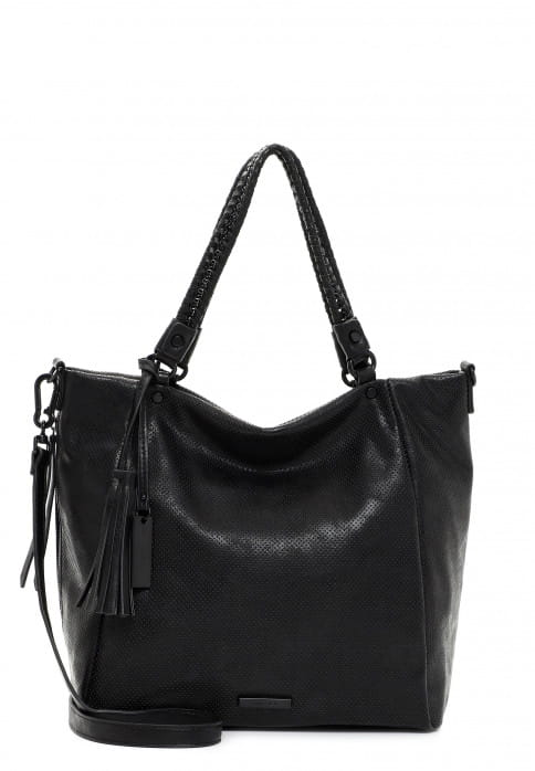 SURI FREY Shopper Tally mittel Schwarz 12945100 black 100