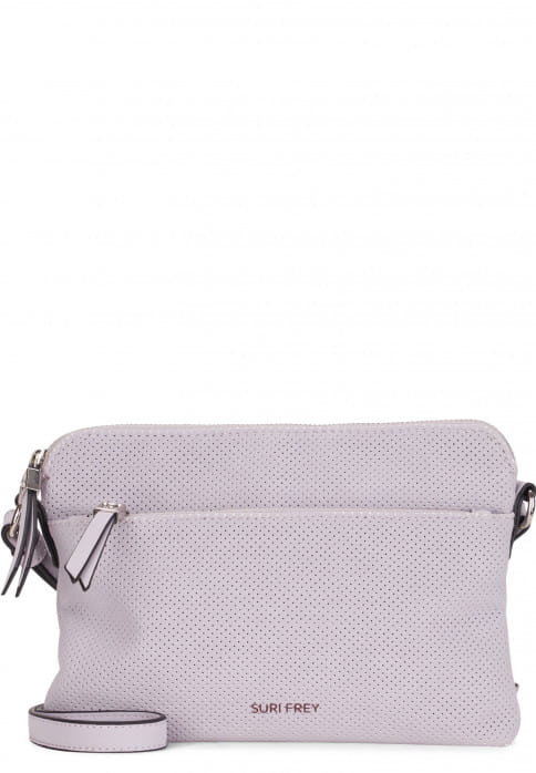 SURI FREY Handtasche mit Reißverschluss Romy Hetty Lila 12181621 lightlilac 621