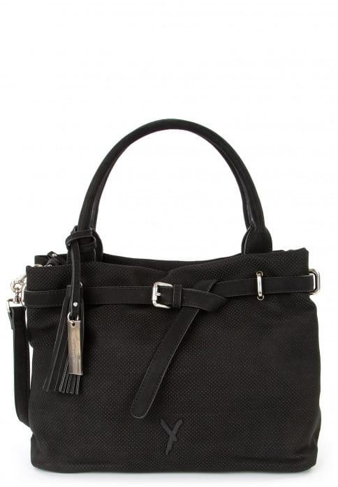 SURI FREY Shopper Romy Basic mittel Schwarz 12404100 black 100