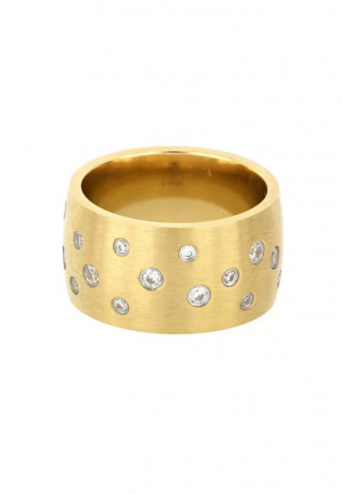 SURI FREY Ring Sally Gold RI12029-17 IP Gold
