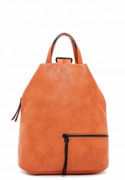 SURI FREY Rucksack Chelsy mittel Orange 13045610 orange 610