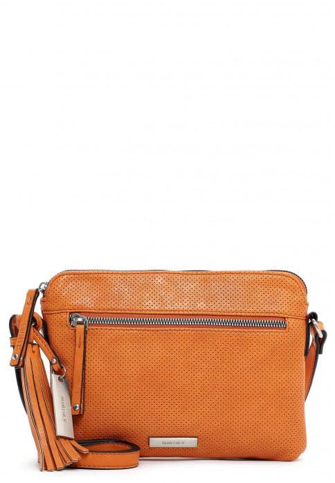 SURI FREY Umhängetasche Franzy mittel Orange 12850610 orange 610